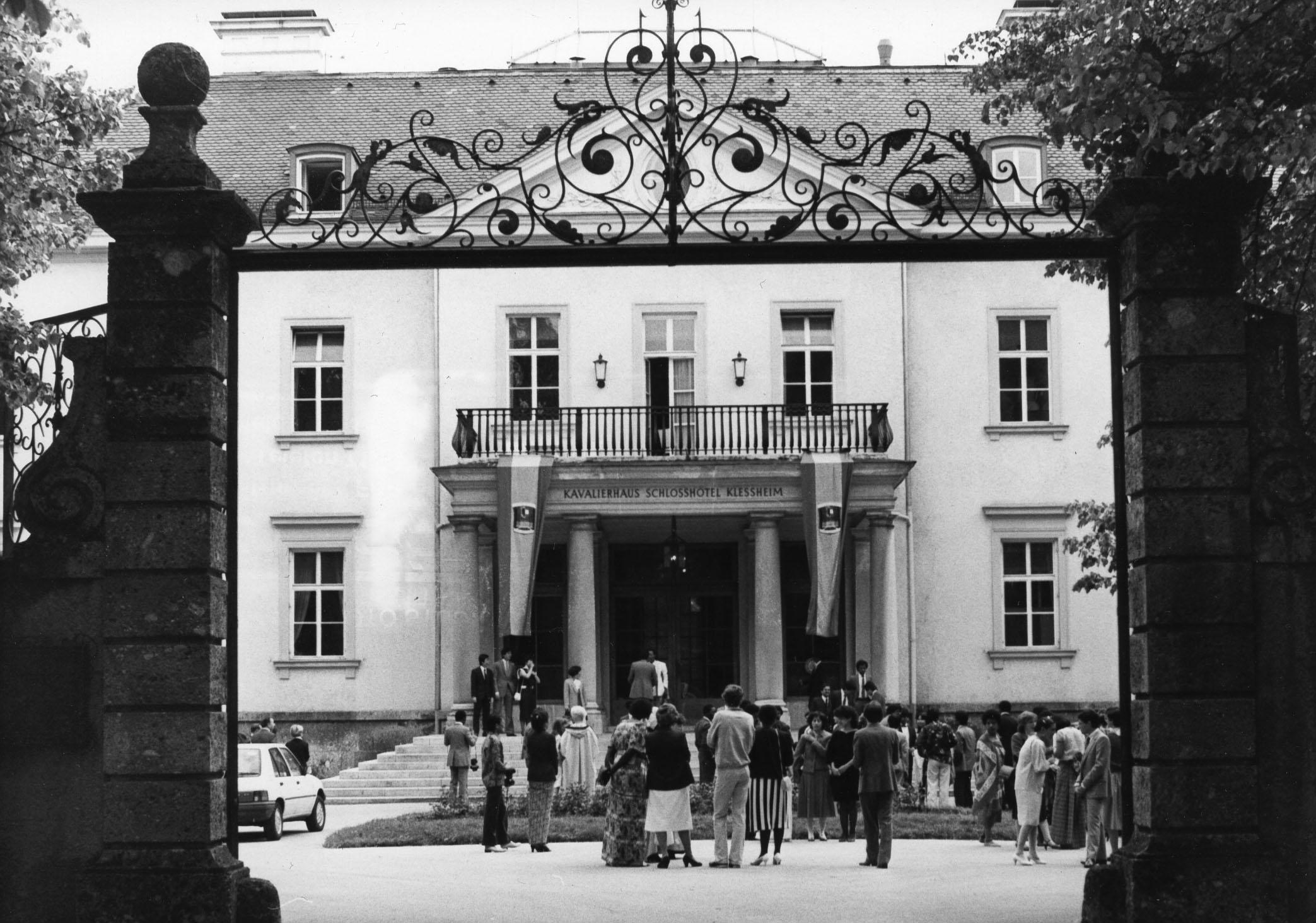 History - TS-Salzburg - Tourismusschulen Salzburg